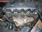Двигатель HYUNDAI G4ER 1.5 л, 99 л/с