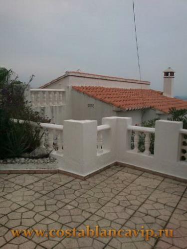 CostablancaVIP, вилла в La Font d'En Carròs, вилла в Ла Фон ден Каррос, вилла в Испании, дом в Испании, недвижимость в Испании, Коста Бланка, недвижимость от банка