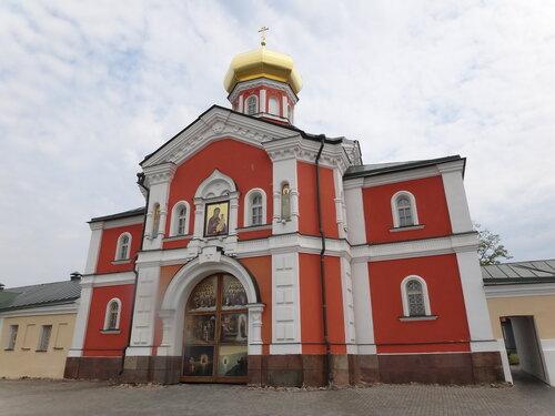 Валдайский монастырь