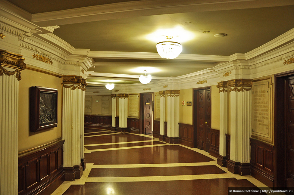 0 191992 a5984c80 orig День 209 211. Парламент Колумбии в Боготе, Национальный музей и Президентский Дворец