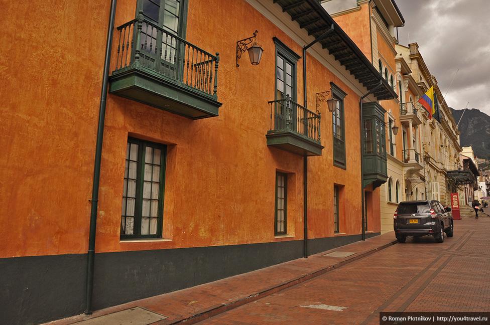 0 177dbd 4277edeb orig День 201 202. Охота за туристической картой Боготы и многочасовые прогулки по историческому району Ла Канделария   La Candelaria
