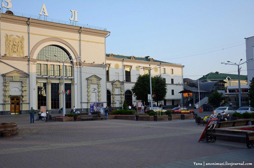 Витебский железнодорожный вокзал