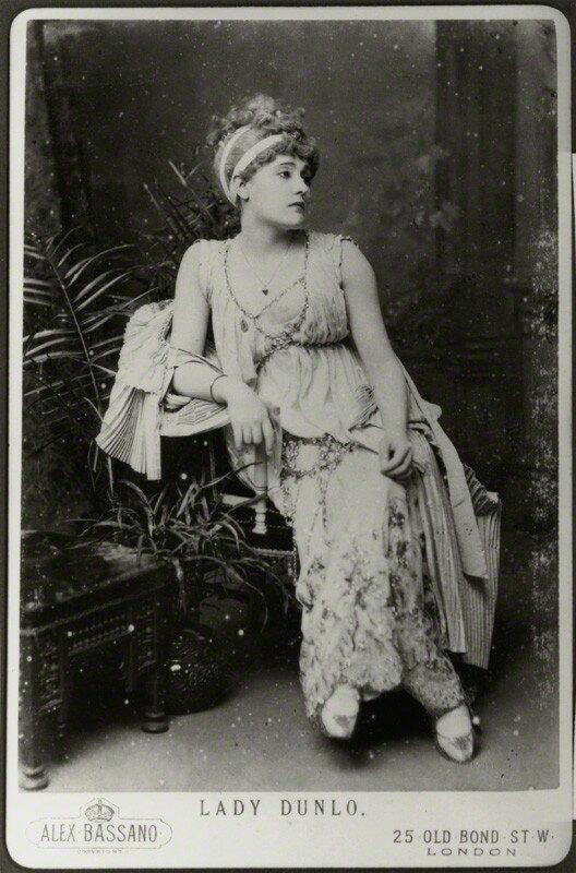 Женские образы Прекрасной эпохи. Belle Bilton