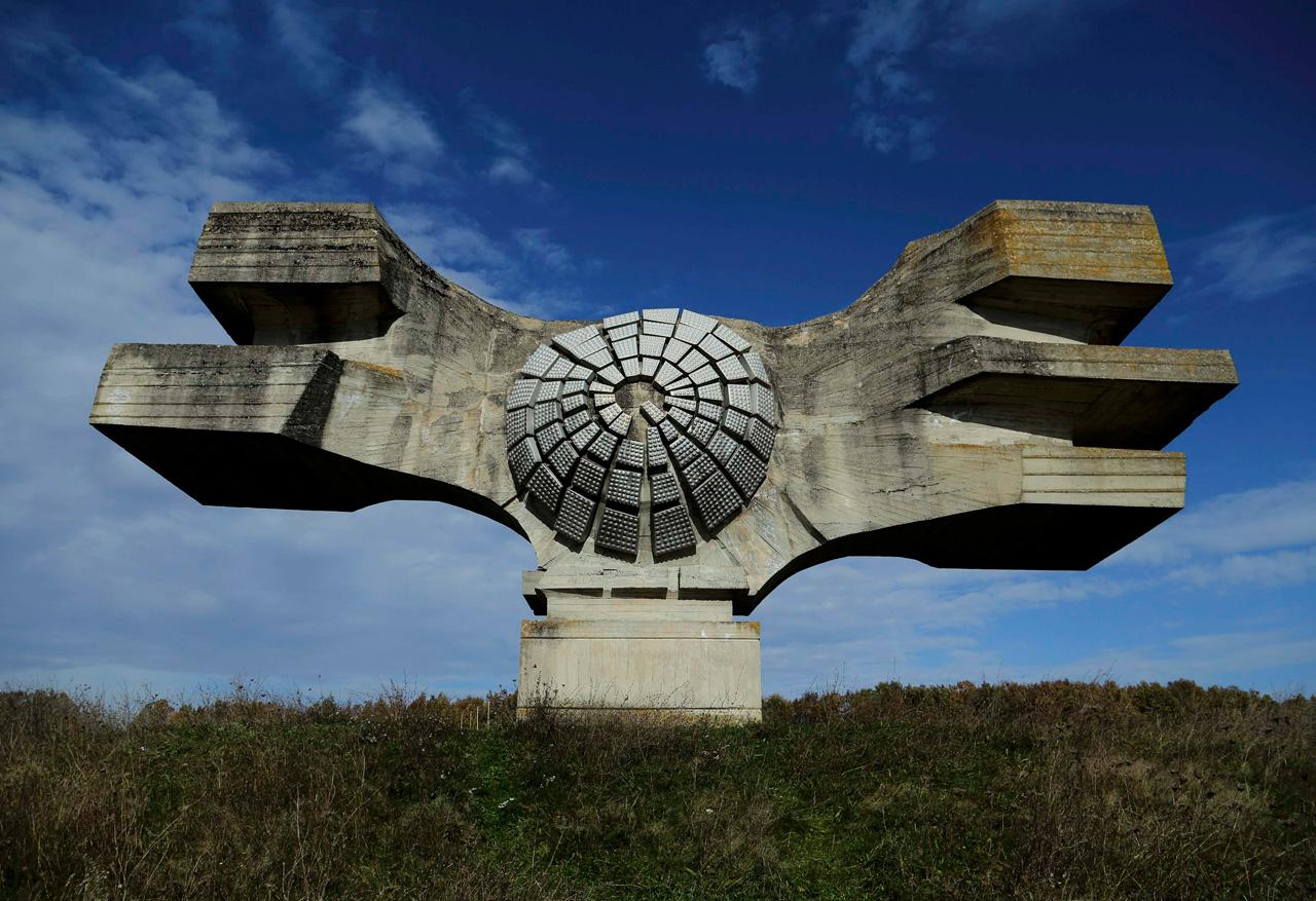25 памятников бывшей Югославии (25 фото)