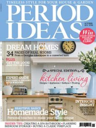 Книга Period Ideas Magazine - October 2011