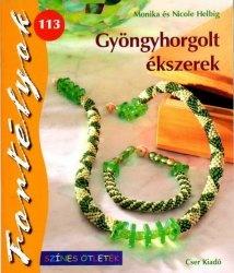Книга Gyongyhorgolt ekszerek