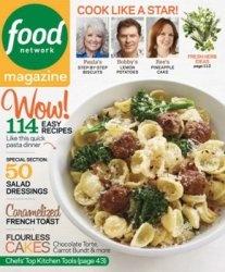 Журнал Food Network Magazine №4 2013