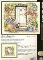 Журнал Dimensions 35233 Garden Door Kitty jpg  5,55Мб