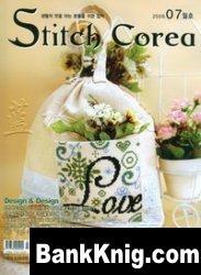 Журнал Stitch Corea № 7, 2009 jpg 49Мб