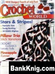 Журнал Crochet World №6 2003 jpg 9,5Мб