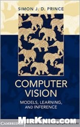 Книга Computer Vision: Models, Learning, and Inference