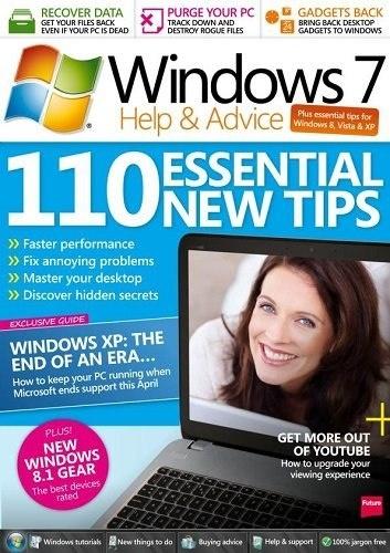 Книга Журнал: Windows 7 Help & Advice №4 (апрель 2014) [En]