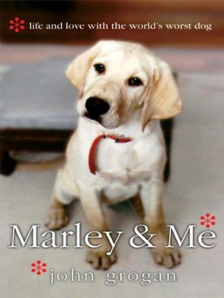 Книга Marley and Me