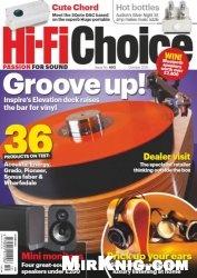 Журнал Hi-Fi Choice – October 2015