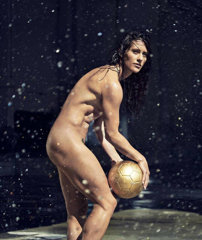 Эли Крейгер — футбол (национальная женская команда США)