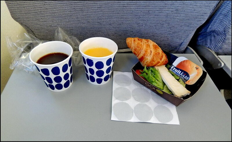 Рейс авиакомпании Finnair - Брюссель - Хельсинки