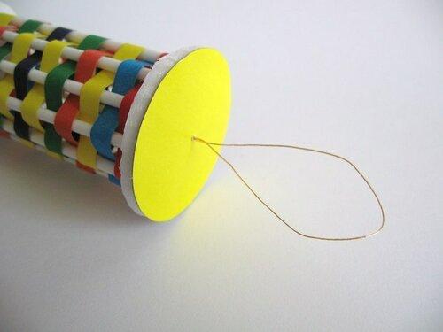 Новогодние игрушки - фонарик