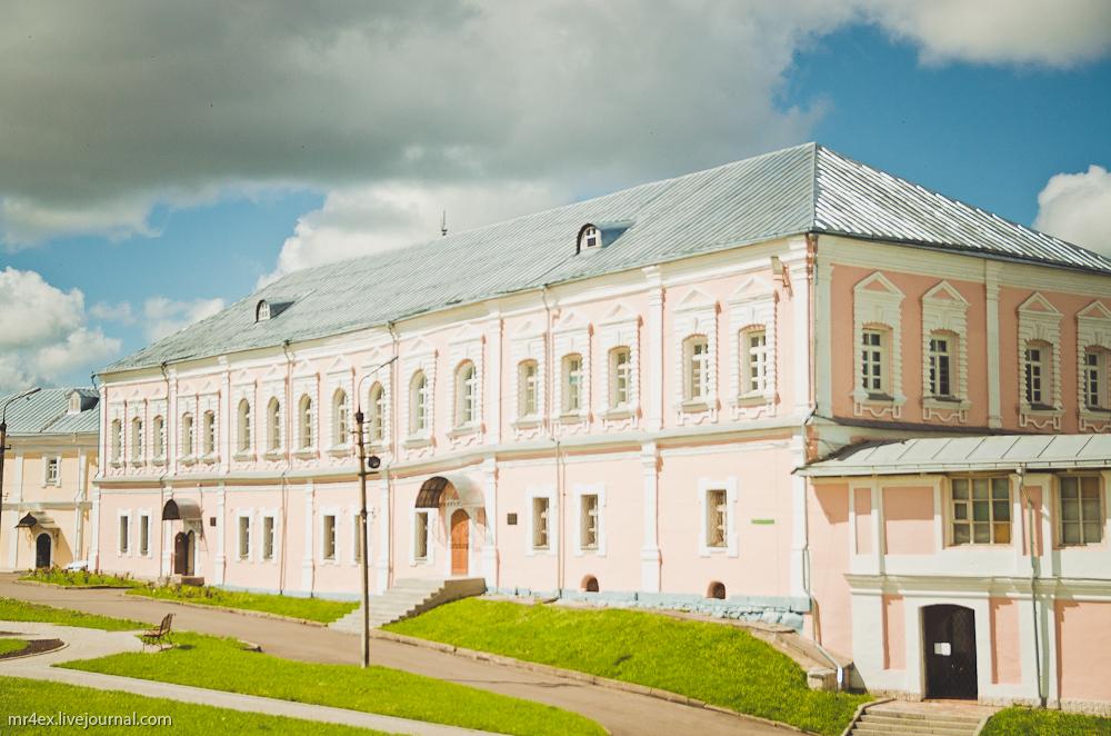 Архиерейские палаты, Смоленск