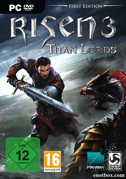 Risen 3: Titan Lords (2014/RUS/ENG/MULTI5/Full/Repack)
