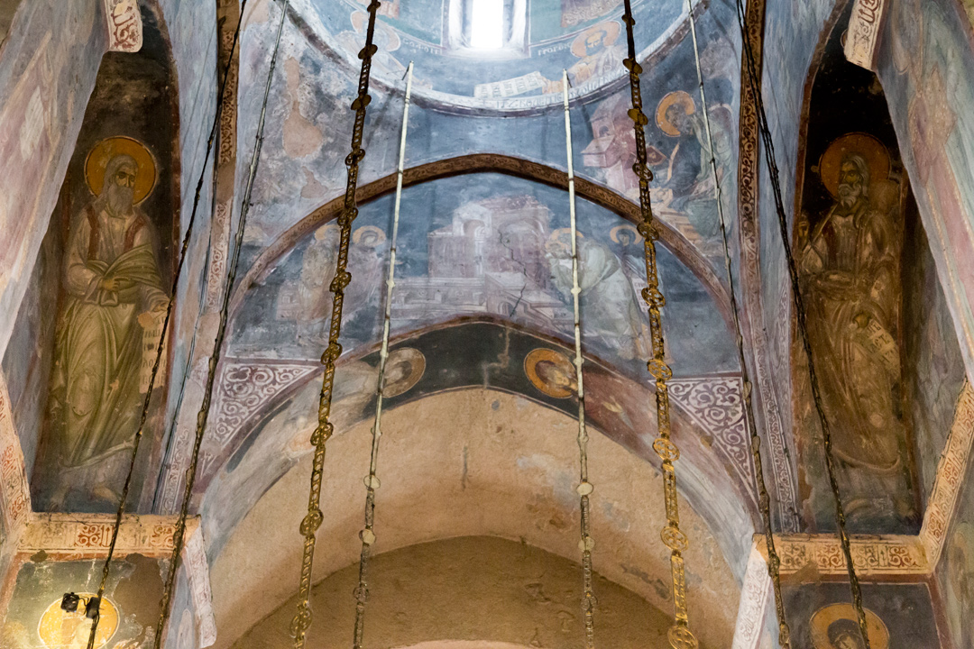 Купол собора в Ариле