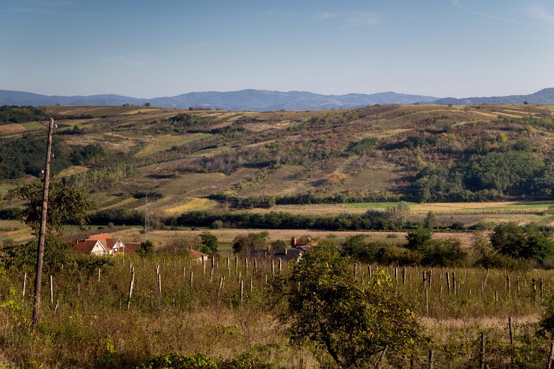 Сопки Сербии