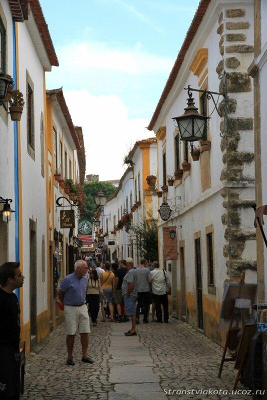 Португалия, Obidos