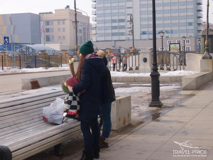 В Казани 8 марта