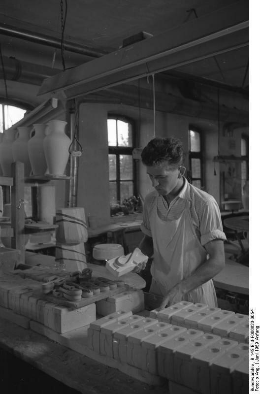 Selb, Porzellan-Manufaktur Heinrich