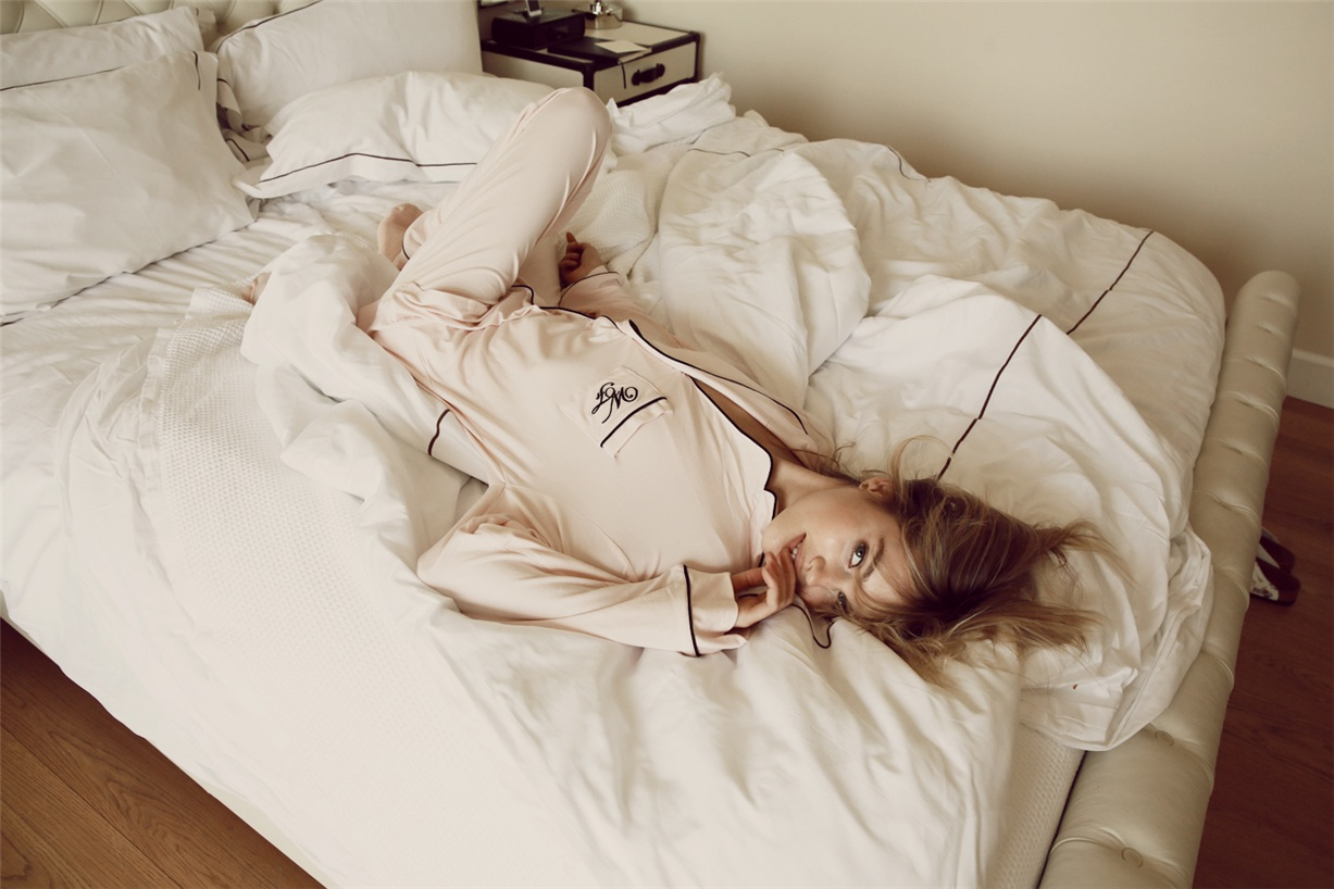 Стаз Линдез / Staz Lindes by Mark Hunter for Wildfox Pajamas 2014