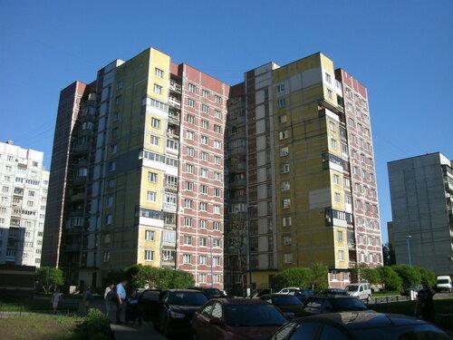 Пулковское шоссе 13к5