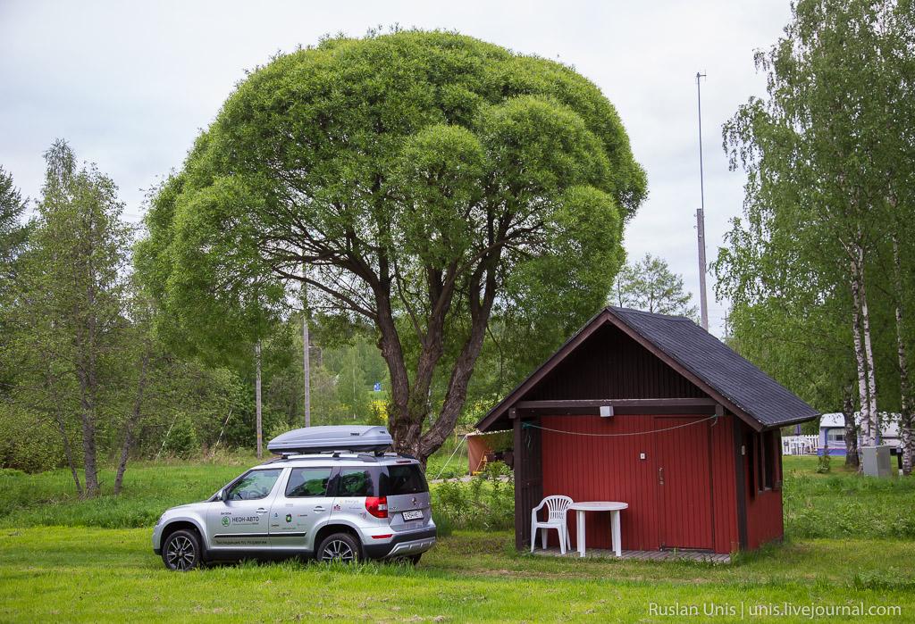 Skoda Yeti в Норвегии