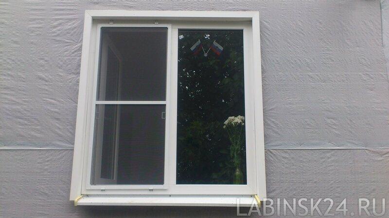 Как правильно крепить москитную сетку к пластиковому окну