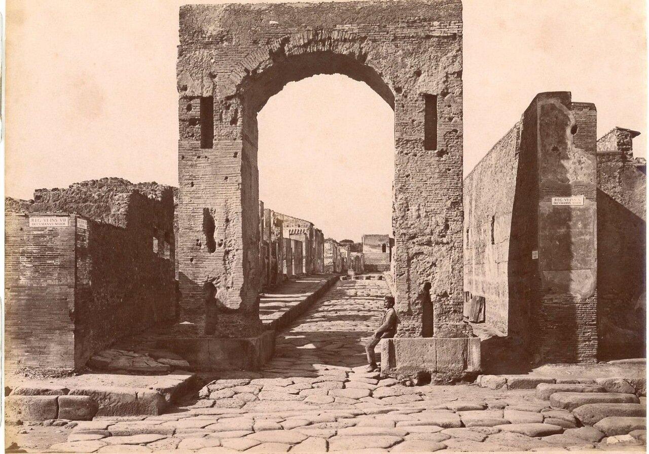 1875. Дорога Меркурия