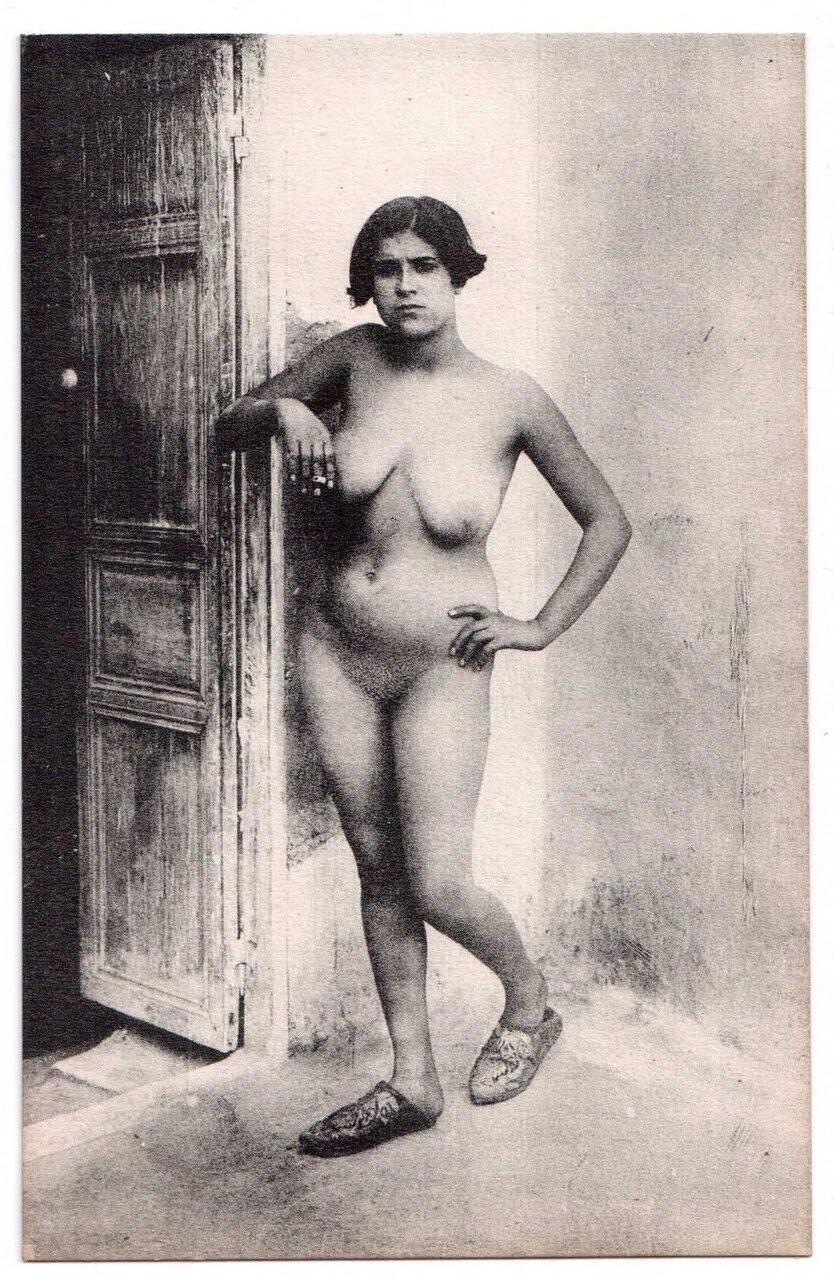 1910-е. Молодая мавританка