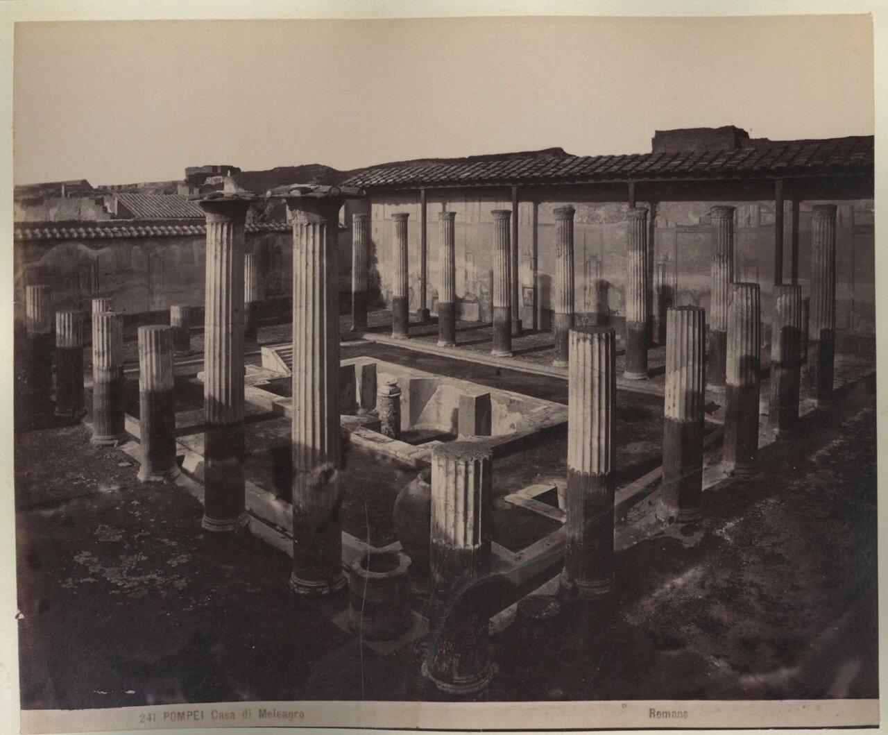 1880. Дом Мелеагра