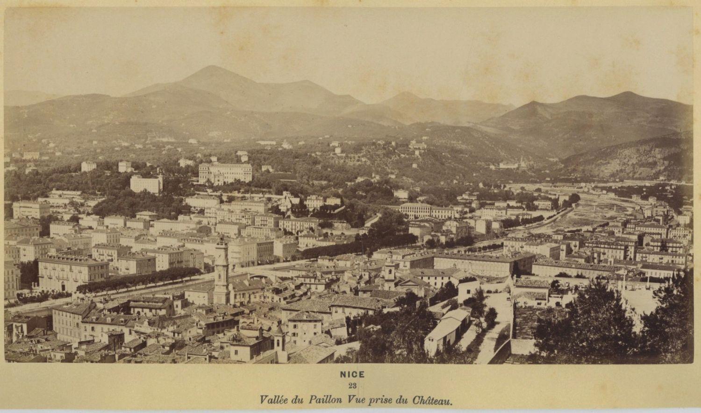 1880. Долина Пайон