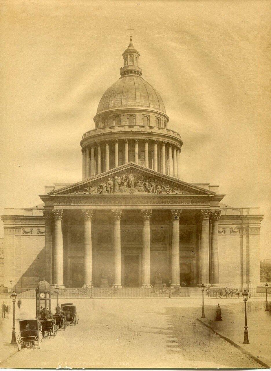Пантеон. 1875