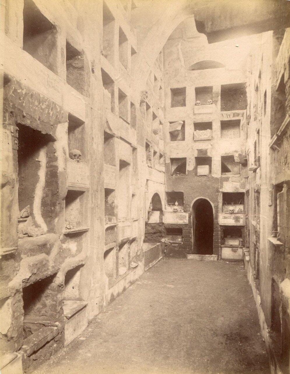 Римские катакомбы. 1870