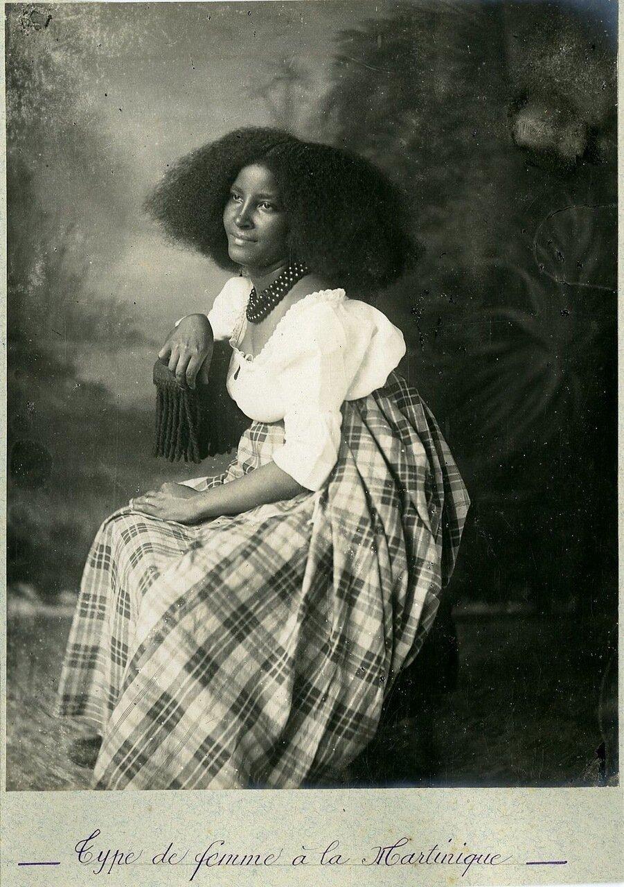 Тип женщины с Мартиники
