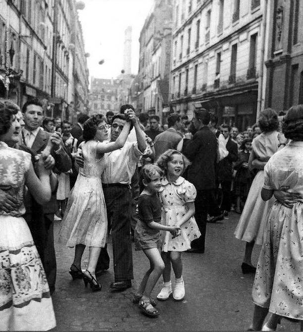 1950. Народные гуляния