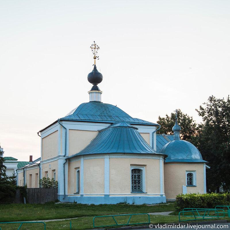 Казанская (зимняя) церковь в Суздале