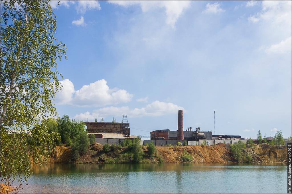 Ново-Левинский рудник Красноуральск