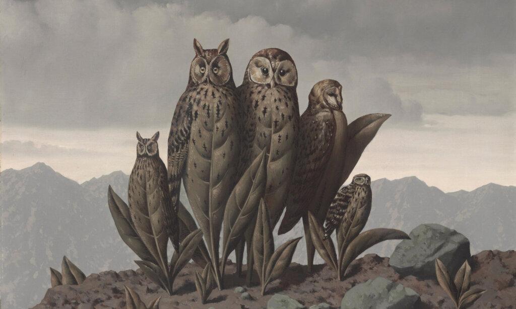Les compagnons de la peur, René Magritte.jpg