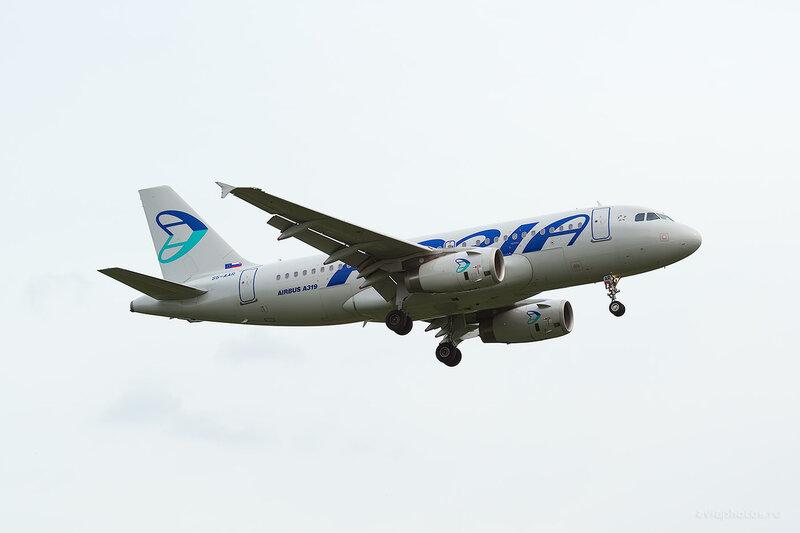 Airbus A319-132 (S5-AAR) Adria D806053