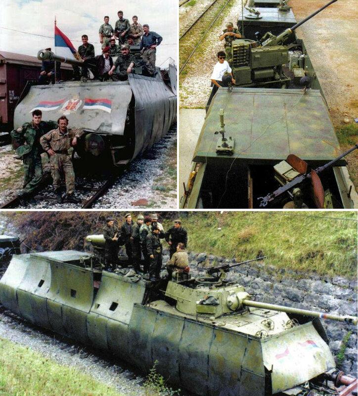 Сербский самодельный бронепоезд Краина-экспресс.jpg