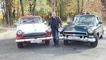 ГАЗ-21 Волга Красно-Белая Смоленск БратьяХЭ