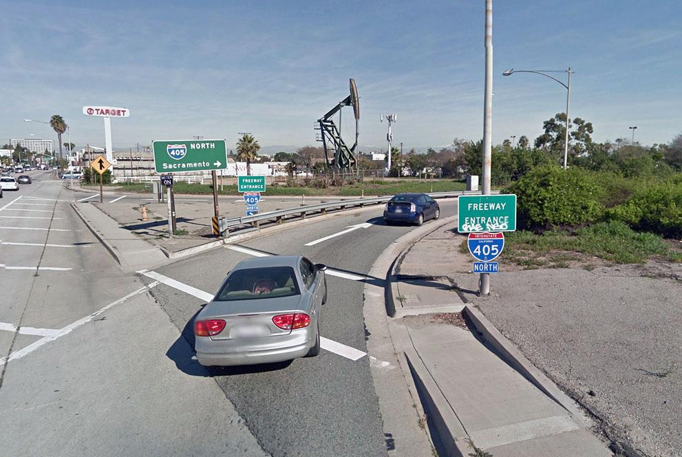 Добыча нефти в Лос-Анжелесе