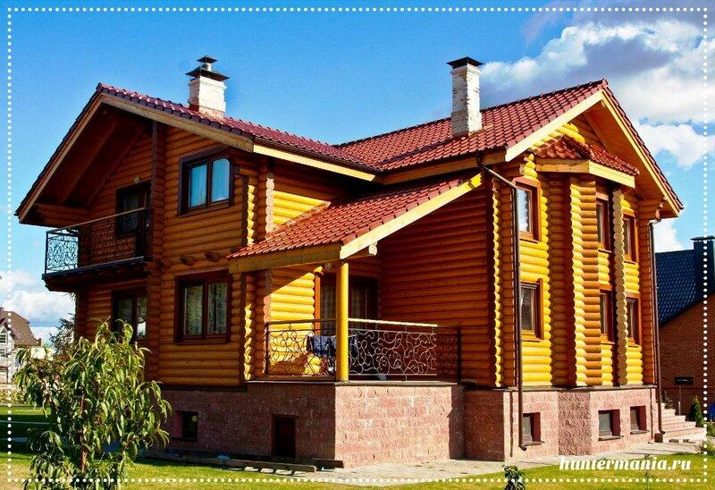 Старинные способы строительства домов