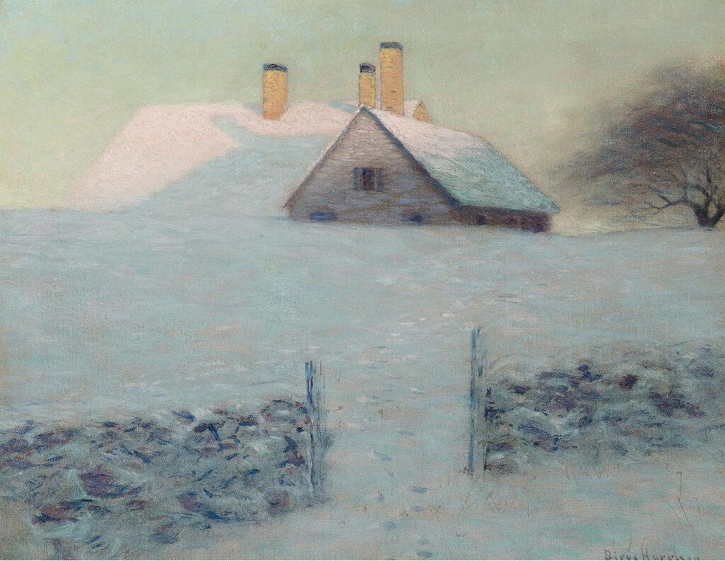 Lowell Birge Harrison - Snowy Day.jpeg
