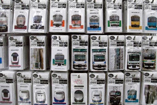 Железнодорожный музей в Сайтаме